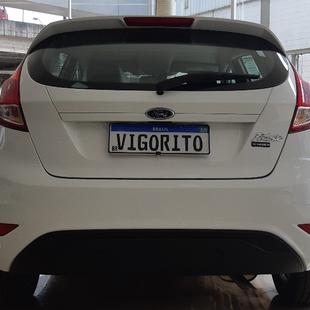 Ford FIESTA 1.6 Ti-vct SEL
