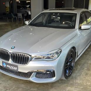 BMW 750Li 4.4 M SPORT V8 32V GASOLINA 4P AUTOMÁTICO