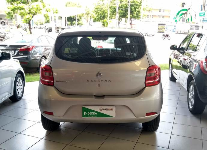 Used model comprar sandero expression 1 0 330 d0b4f30b6f