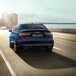 Audi A3 Sedan 2018
