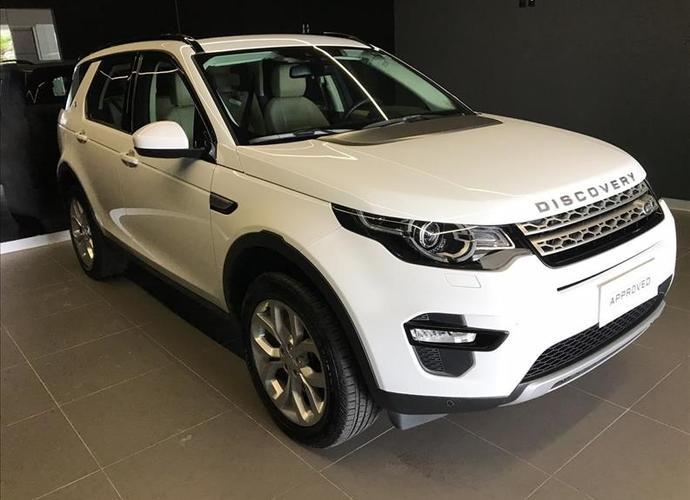 Used model comprar discovery sport 2 0 16v td4 turbo hse 2018 275 fc58fdcf0e