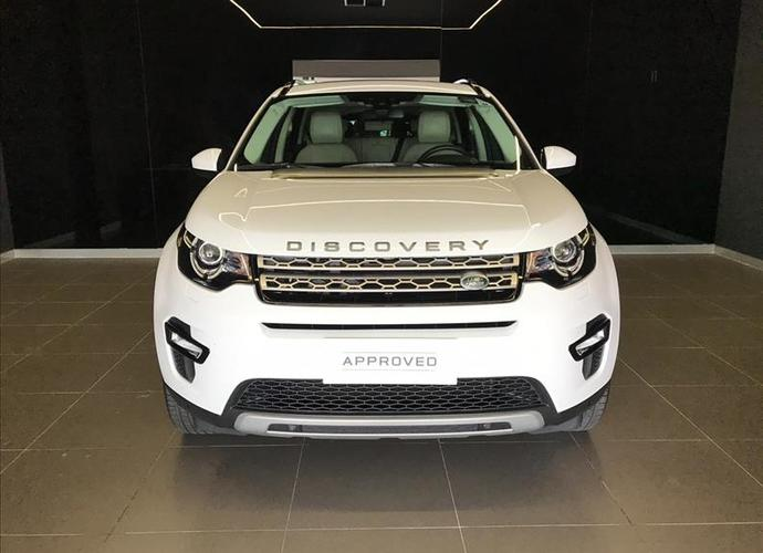 Used model comprar discovery sport 2 0 16v td4 turbo hse 2018 275 d6a32b219c