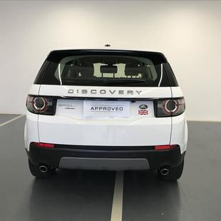 Land Rover DISCOVERY SPORT 2.2 16V SD4 Turbo HSE