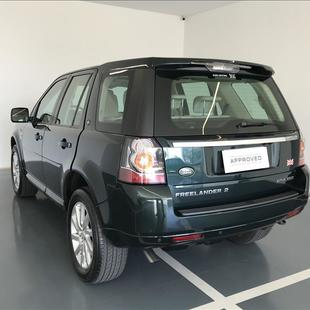 Land Rover FREELANDER 2 2.2 HSE SD4 16V Turbo