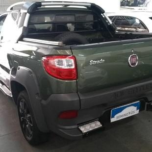 Fiat Strada Adventure 1.8 16V Flex 2P