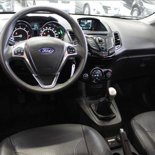 Ford FIESTA 1.6 Titanium Hatch 16V