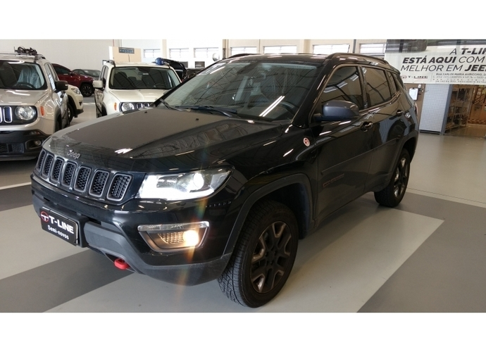 Used model comprar compass 2 0 16v diesel trailhawk 4x4 automatico 364 6525957842