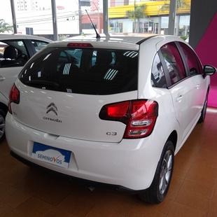 Citroën C3 Tendance 1.5 8V Flex 4P