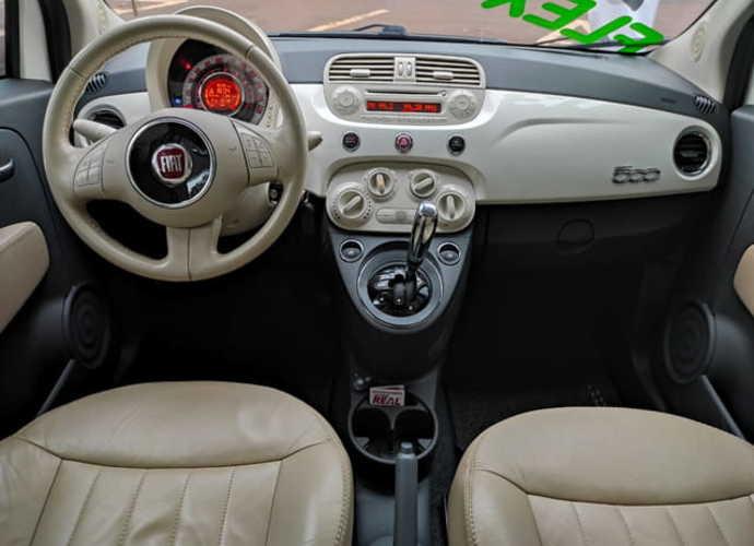 galeria FIAT 500 CULT DUAL