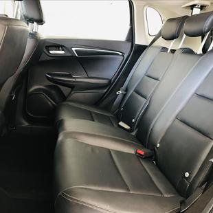 Honda FIT 1.5 EXL 16V FLEX 4P AUTOMÁTICO