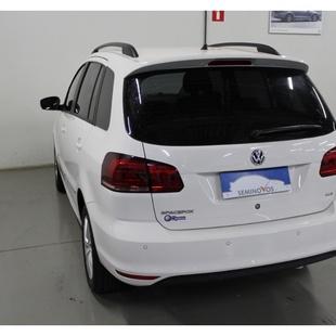 Volkswagen Spacefox Highline 1.6 Manual 4P