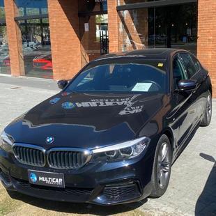 BMW 530i 2.0 16V TURBO GASOLINA M SPORT AUTOMÁTICO
