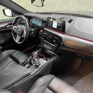 BMW M5 4.4 V8 TWIN POWER M XDRIVE STEPTRONIC