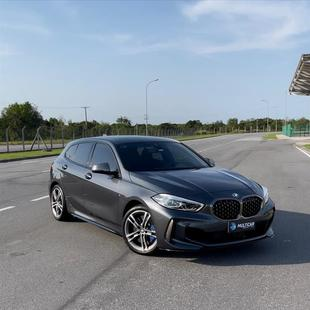 BMW M 135i 2.0 16V TURBO GASOLINA XDRIVE AUTOMÁTICO