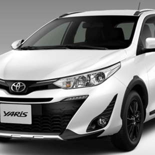 Yaris Hatch 2019 2019