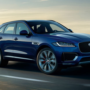 F-Pace 2019 2019