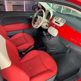 Fiat 500 Cult Evo 1.4 8V Dual Flex