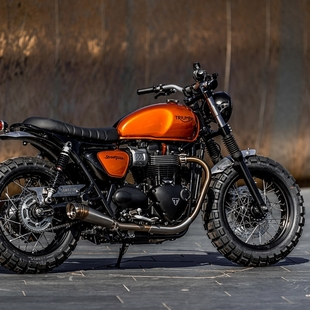 Thumb large the o39jays cafe racers and bikes on pinterest throughout perfect triumph street twin build high quality background bce89c63e2