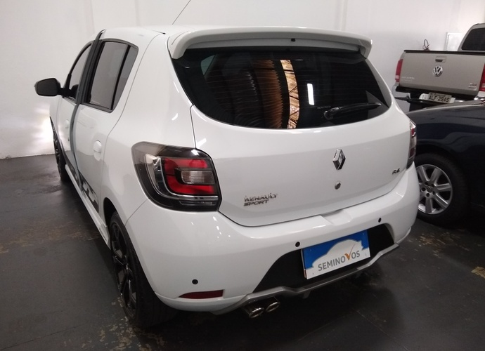 Used model comprar sandero rs 2 0 16v flex 4p 423 289c2c6deb
