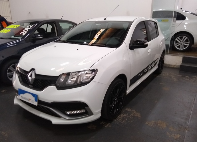 Used model comprar sandero rs 2 0 16v flex 4p 423 ed90a5c80c