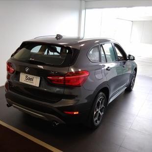 BMW X1 2.0 16V Turbo Activeflex Sdrive20i X-line