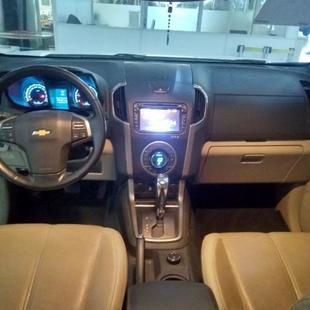 Chevrolet Trailblazer Ltz 4X4 2.8 Tb At