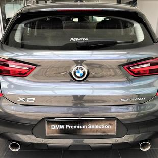 BMW X2 2.0 16V Turbo Sdrive20i GP Steptronic