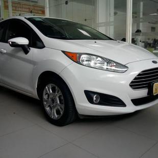 Ford Fiesta Sedan Se 1.6 16V Flex