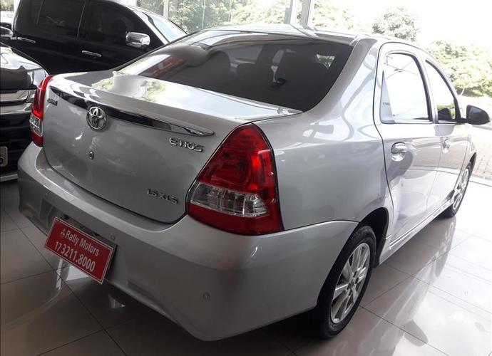Used model comprar etios 1 5 xls sedan 16v 274 583285ca3f