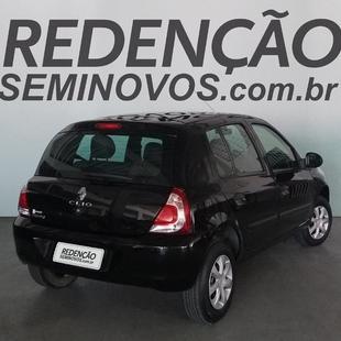 Renault Clio Expression Hi-Flex 1.0 16V 5P