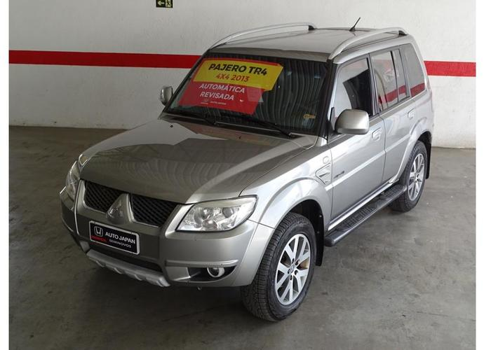 Used model comprar pajero tr4 2 0 flex 16v 4x4 aut 337 3178852465