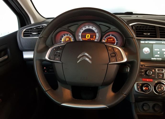 Used model comprar c4 lounge 1 6 tendance 16v turbo flex 4p automatico 422 fd6c1ab512