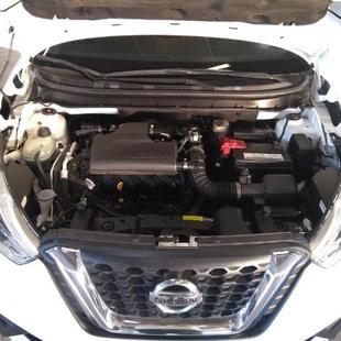 Nissan Kicks Sl 1.6 16V Cvt Flex