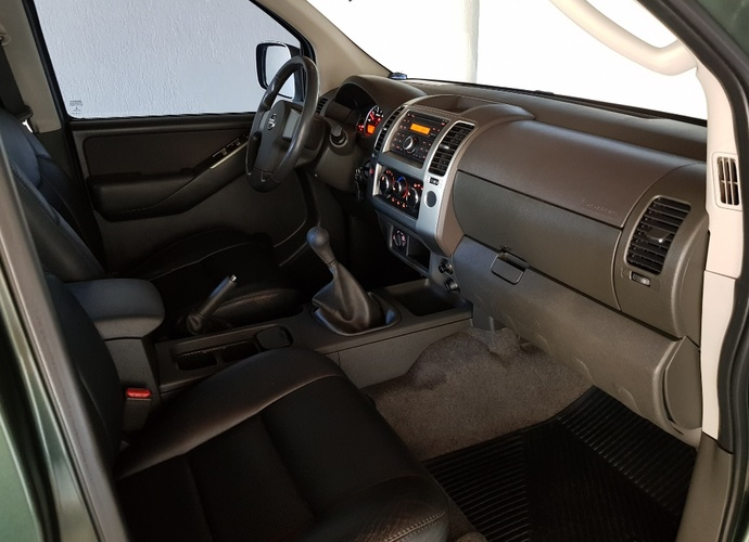 Used model comprar frontier 2 5 sv attack 4x4 cd turbo eletronic diesel 4p manu 422 2217625503