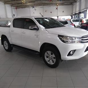 Toyota Hilux Cd Srv 4X2 2.7 16V At6 Flex