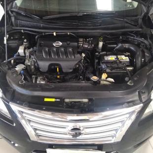 Nissan Sentra Sv 2.0 16V Cvt Fle