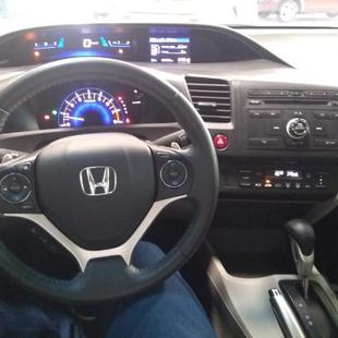 Honda Civic Lxr 2.0 16V At Flex