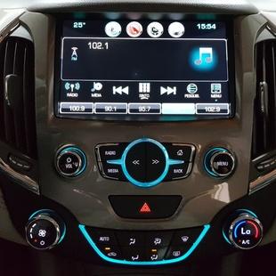 Chevrolet Cruze 1.4 Turbo Ltz 16V Flex 4P Automatico