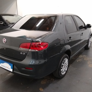 Fiat Siena 1.4 Mpi El 8V Flex 4P Manual