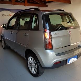 Fiat Idea 1.6 Mpi Essence 16V Flex 4P Manual