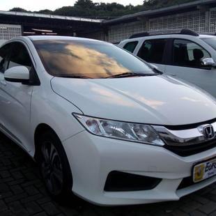 Honda City Lx 1.5 16V Cvt Flex