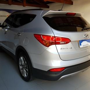Hyundai Santa Fe 3.3 Mpfi 4X4 V6 270Cv Gasolina 4P Automatico