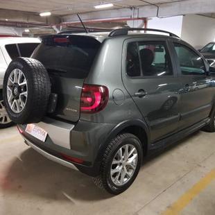 Volkswagen Crossfox G2 1.6 8V Flex