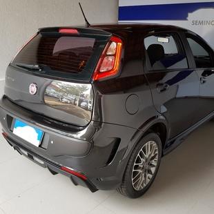 Fiat Punto 1.8 Blackmotion 16V Flex 4P Manual