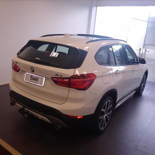 BMW X1 2.0 16V Turbo Activeflex25i Sport