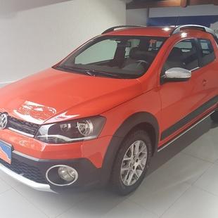 Volkswagen Saveiro 1.6 Cross Cd 16V Flex 2P Manual 4P