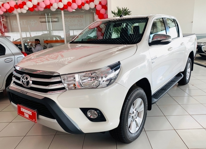 Used model comprar hilux 2 7 srv 4x4 cd 16v flex 4p automatico 559 9fe476c199