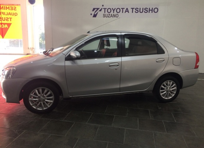 Used model comprar etios 1 5 xls sedan 16v 464 7e613e9687