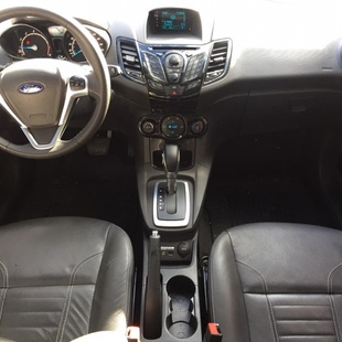 Ford Fiesta Hatch Se 1.6 16V Flex