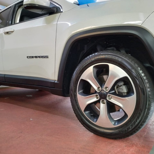 Jeep Compass 2.0 16V Diesel Longitude 4X4 Automatico 4P
